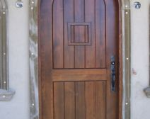 In Kelowna, Custom Wood Doors Offer More Than Style