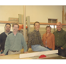 The Heartland Millworks Team